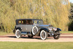1926 Rolls-Royce 40/50CV Berwick Sedan  Chassis no. S128 ML