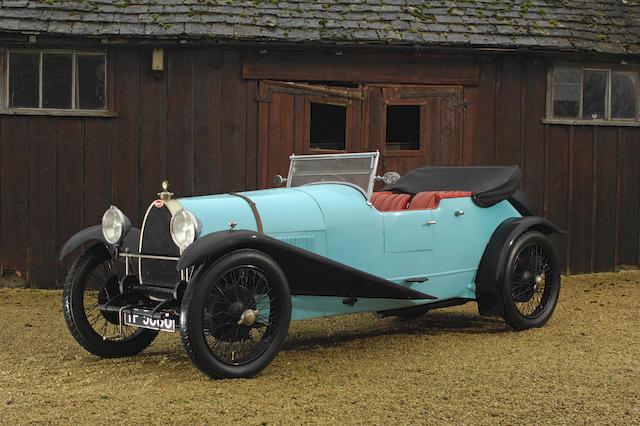 1925 Bugatti Type 30 Tourer 4637
