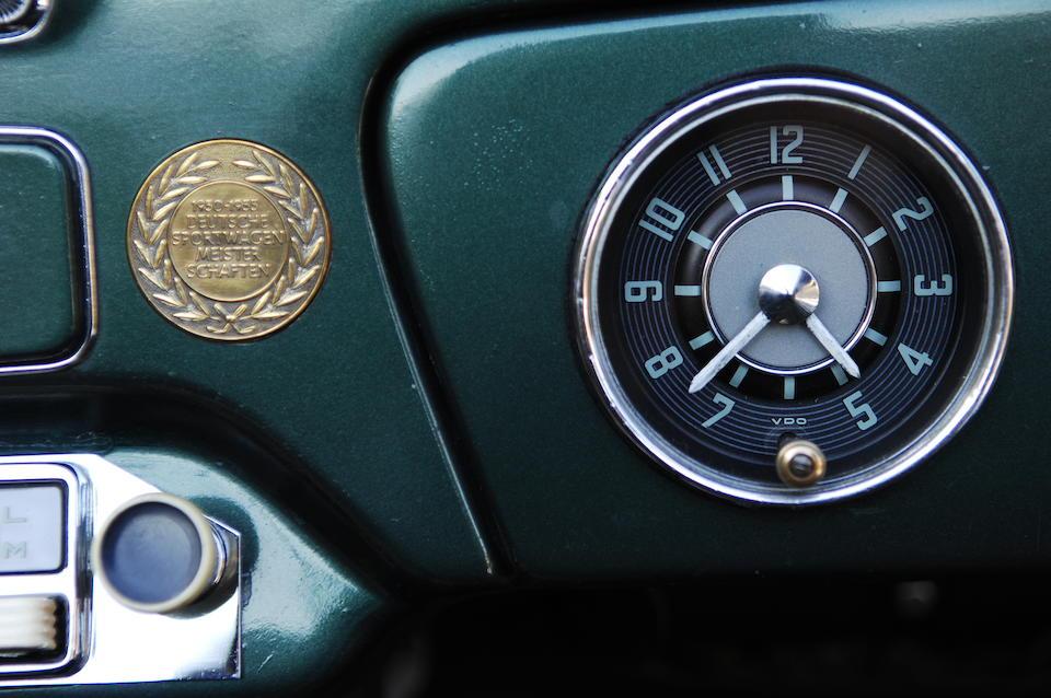 1956 Porsche 356A T1 1600 Cabriolet  Chassis no. 61465 Engine no. 63654