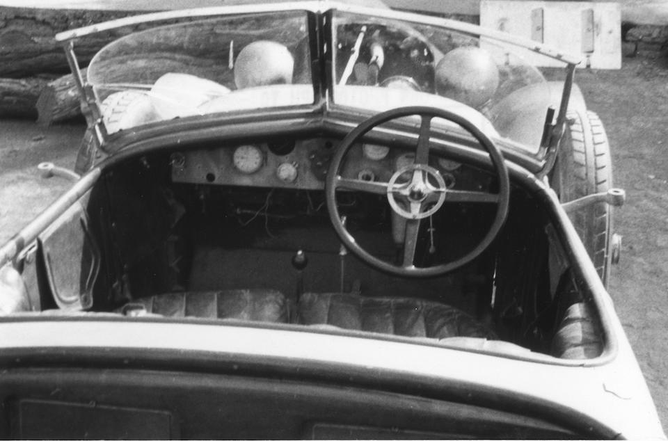 Bonhams : 1921 Farman A6B Super Sport Torpedo Chassis no. 428 ...
