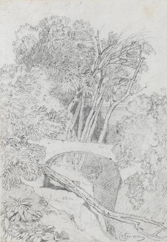 Cotman, Parson's Bridge