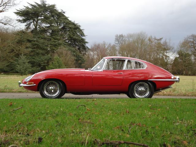 1964 Jaguar E-Type,