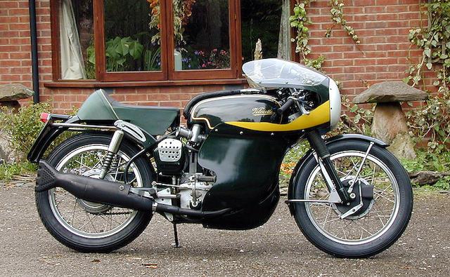 1966 Velocette Thruxton,