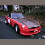 1974 Datsun 260Z 'Super Samuri' Coupe,