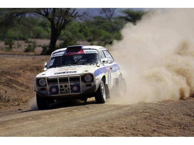 1972 Ford Escort RS1600,