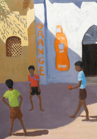 Andrew Macara (British, born 1944) Panjim, Goa, India
