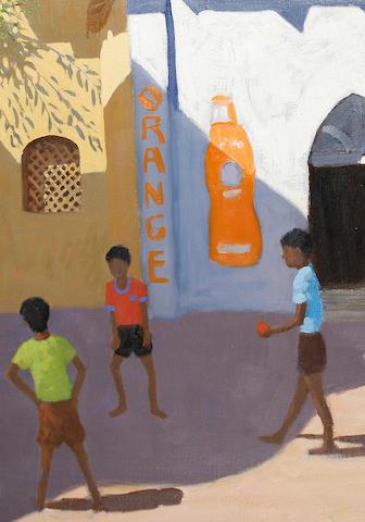 Andrew Macara (British, born 1944) Panjim, Goa, India
