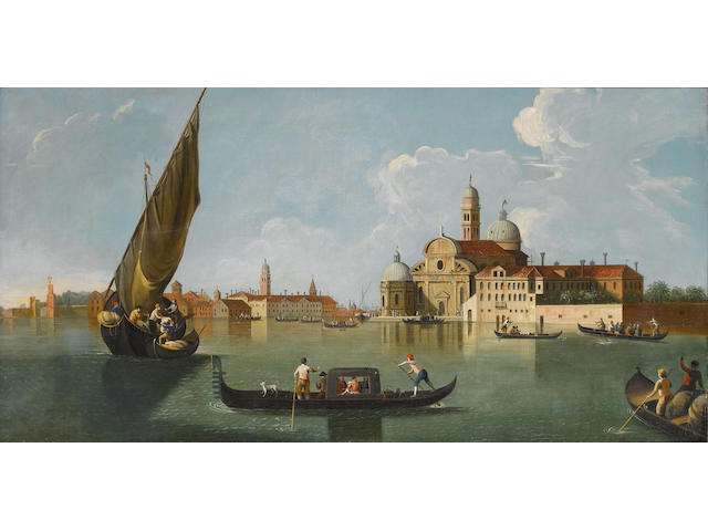 Follower of Johan Anton Richter, called Giovanni Richter (Stockholm 1665-1745 Venice) A Capriccio wi