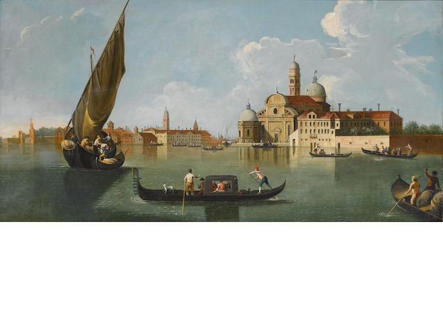 Follower of Johan Anton Richter, called Giovanni Richter (Stockholm 1665-1745 Venice) A Capriccio wi