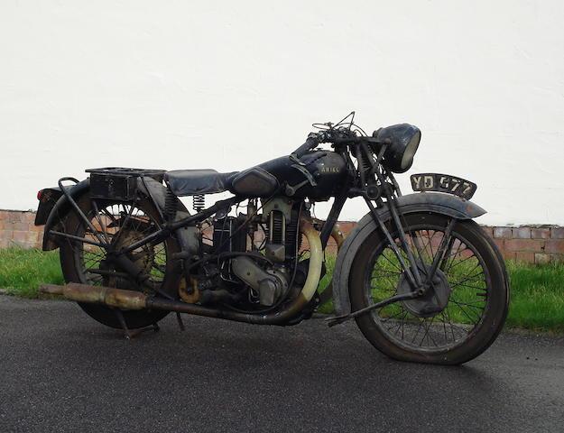 1930 Ariel Model F,