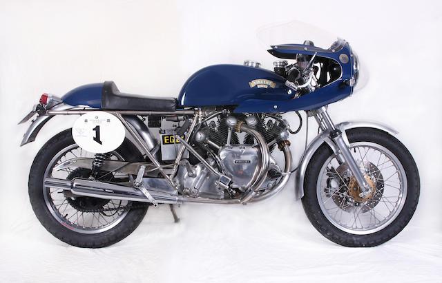 1999 Egli-Vincent 998cc Frame no. ADM 1000 Engine no. F10AB/1/1863