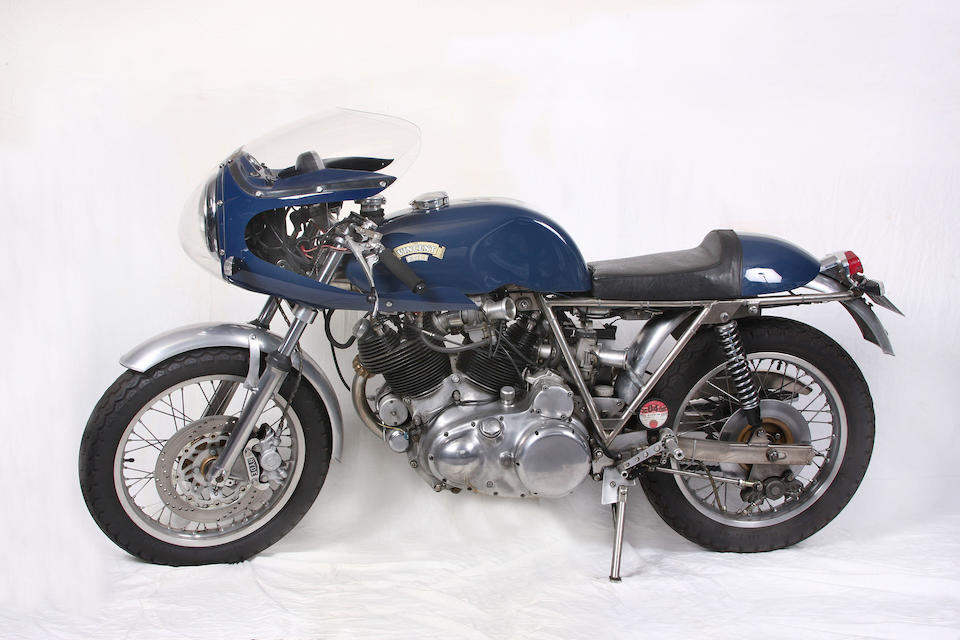 1999 Egli-Vincent 998cc Frame no. ADM 1000 Engine no. F10AB/1/1863