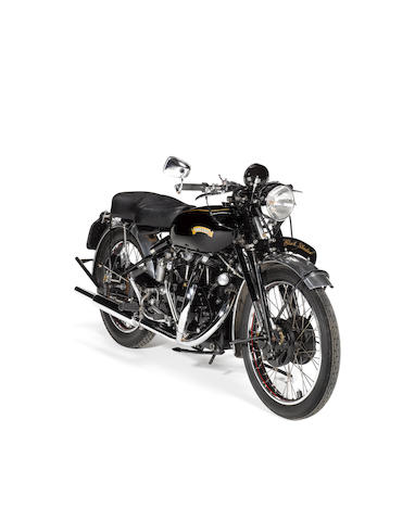 The Vincent Owners Club Spares Company,2007 Vincent 998cc Black Shadow