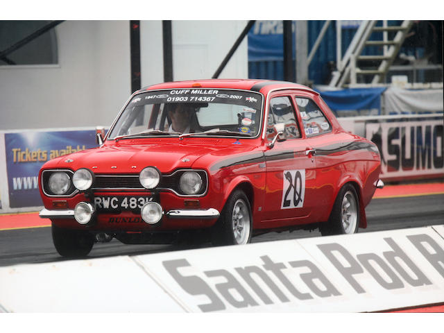 1972 Ford Escort Mexico Rally Car  Chassis no. BFATMC70033 Engine no. MC70033