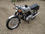 1972 Norton 745cc Commando  Frame no. 152992 Engine no. 152992