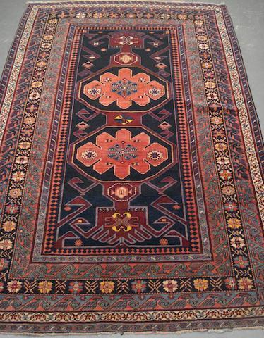 A Derbend rug East Caucasus, 203cm x 127cm