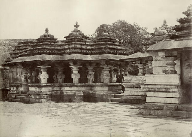 JAIN TEMPLES PIGOU (WILLIAM HENRY) Four studies of temples,