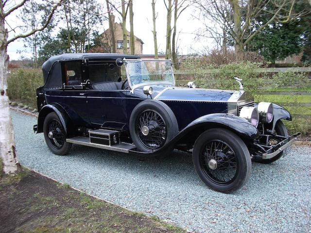 1923 Rolls-Royce Silver Ghost Salamanca,