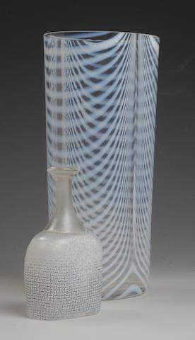Bertl Vallien A Kosta Boda Art glass