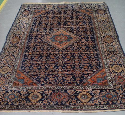 A Senneh rug West Persia, 210cm x 137cm