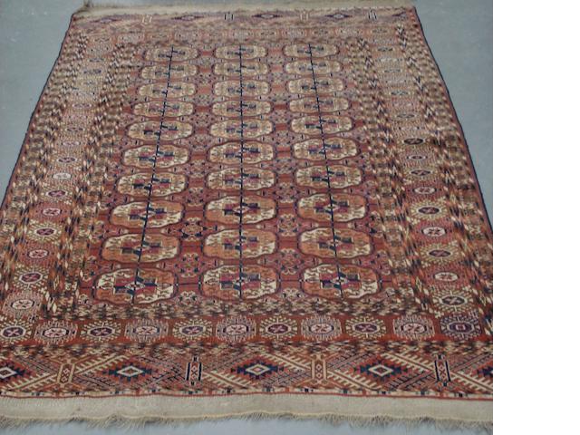 A Tekke rug West Turkestan, 177cm x 122cm
