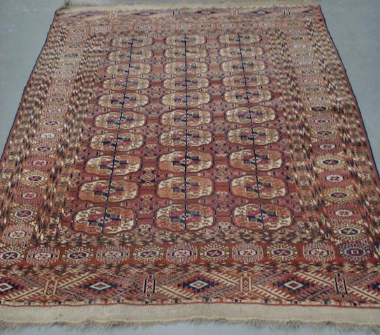 A Tekke rug West Turkestan, 177cm x 122cm