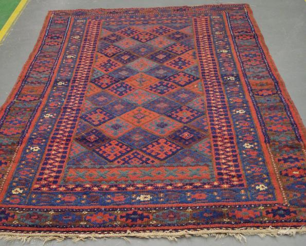 A Jaff Kurd rug West Persia, 219cm x 145cm