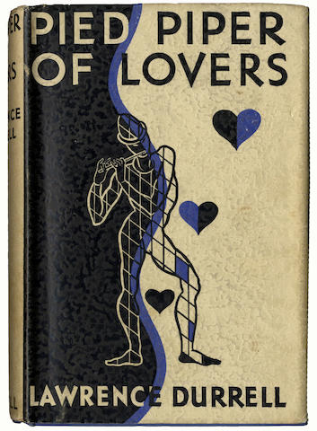 DURRELL (LAWRENCE) Pied Piper of Lovers