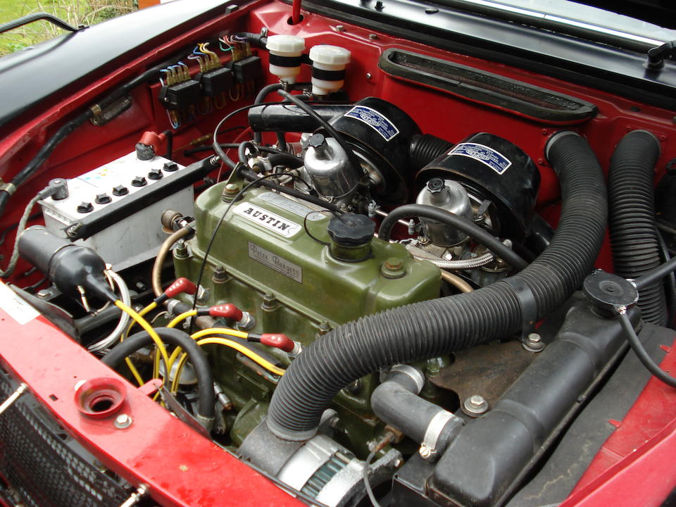 1970 Austin 1800 Rally Car  Chassis no. to be advised