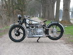 Yesterdays 1928 Windhoff 750cc,