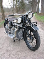 1928 Windhoff 746cc Four Frame no. 902 Engine no. 902