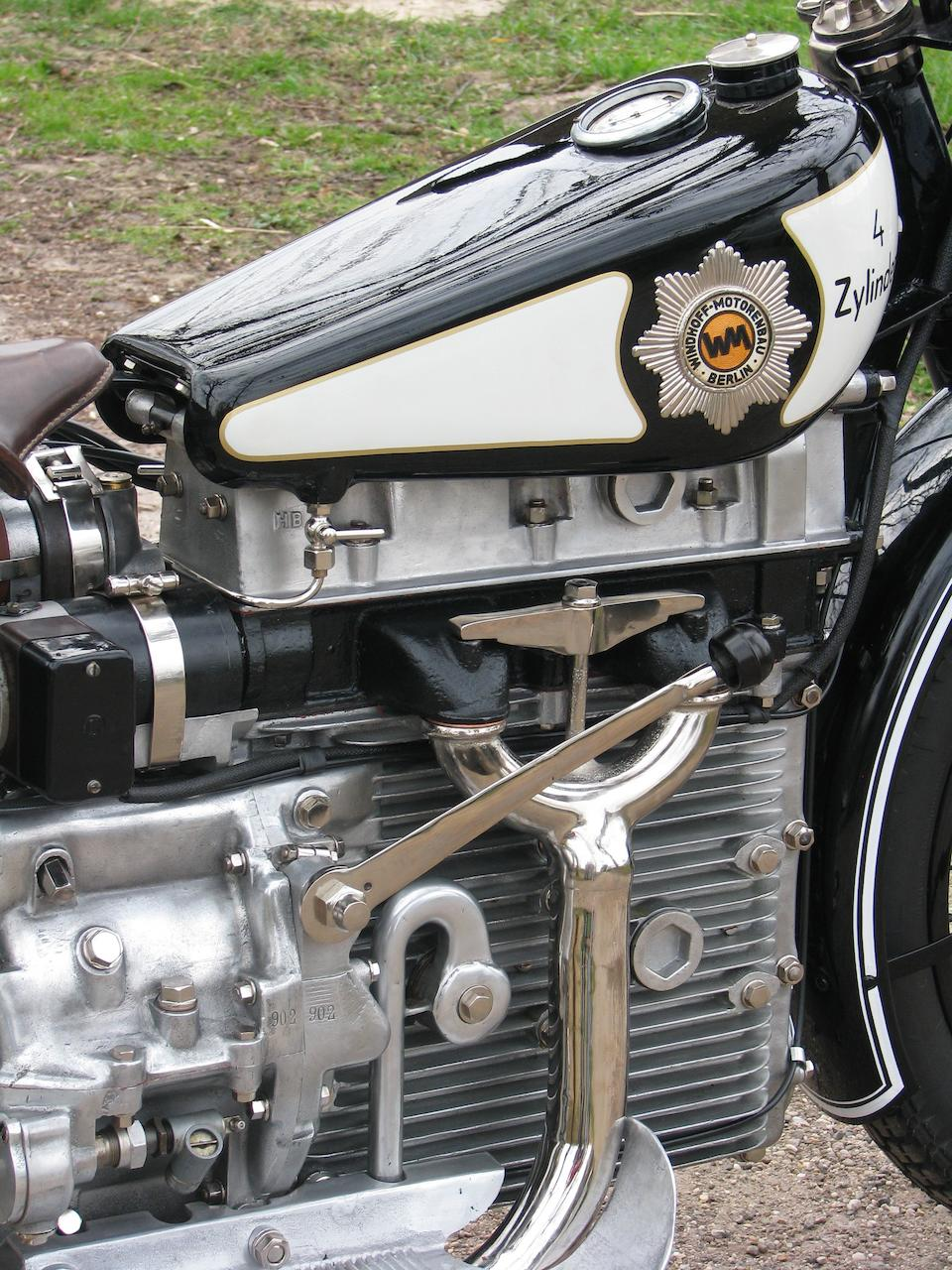 1928 Windhoff 746cc Four Frame no. 902 Engine no. 902