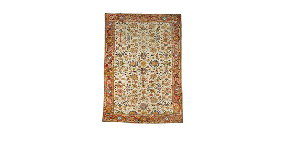 A Ziegler carpet West Persia, 14 ft 6 in x 10 ft 6 in (441 x 320 cm) some very minor wear
