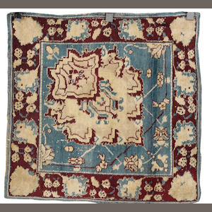 An Agra sampler North India, 4 ft 7 in x 2 ft 4 in (139 x 72 cm) together with two others (3)