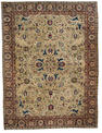 A Benlian Tabriz carpet North West Persia, 11 ft 10 in x 9 ft 3 in (361 x 282 cm) signed