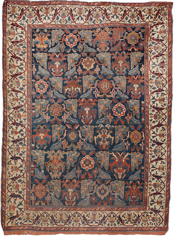 An Afshar rug South West Persia, 5 ft 11 in x 4 ft 4 in (173 x 126 cm)