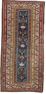 A Shirvan rug East Caucasus, 7 ft 5 in x 3 ft 6 in (227 x 108 cm)