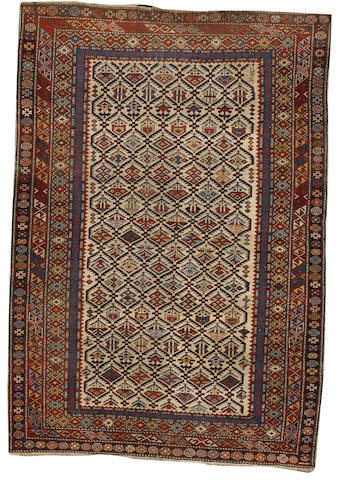 A Daghestan rug East Caucasus, 5 ft 10 in x 4 ft 1 in (178 x 124 cm)