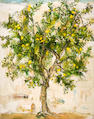 Yiannis Kottis (Greek, born 1949) Lemon tree 241 x 190 cm.