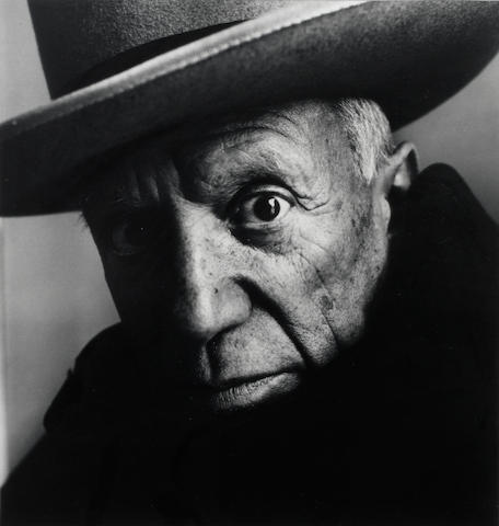 Irving Penn (American, born 1917) Picasso