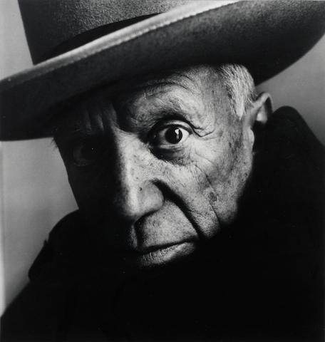 Irving Penn (American, born 1917) Picasso