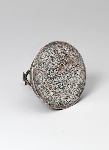A Mughal Royal silver Seal of Emperor Muhammad Shah (AH 1131-61/ AD 1719