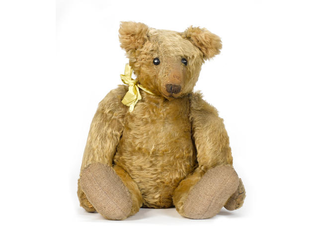 Stieff Teddy bear, German 1909