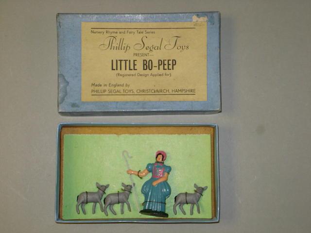 Segal Nursery Rhyme Series: Little Bo Peep 4