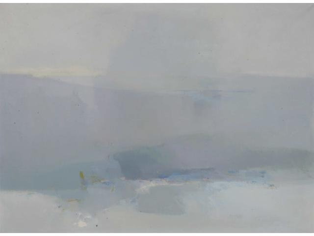 Frederick Sands (British, 1916-1966) 'St Ouen's No 65', 75cm x 101cm.