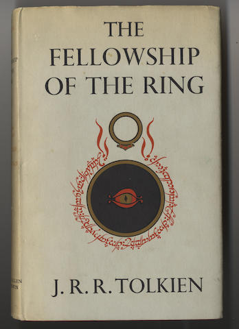 TOLKIEN (J.R.R.) The Fellowship of the Ring