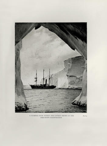MAWSON (DOUGLAS) The Home of the Blizzard, Being the Story of the Australasian Antarctic Expedition,