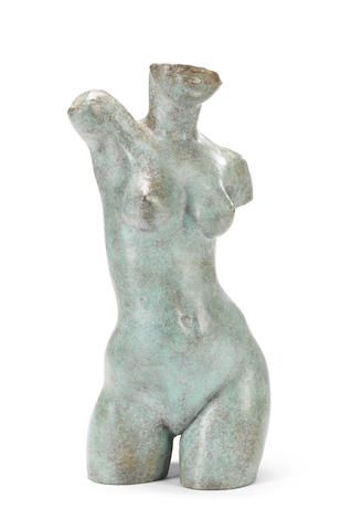 Barbara Tribe (Australian, 1913-2000) Julie (Aphrodite) (Illustrated in 'Barbara Tribe, Sculptor' by Patricia R.McDonald, page 98)