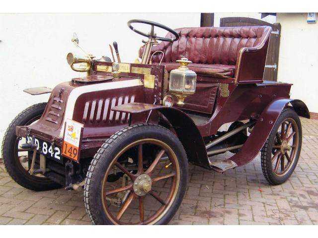 1902 Peugeot Two-Seater,
