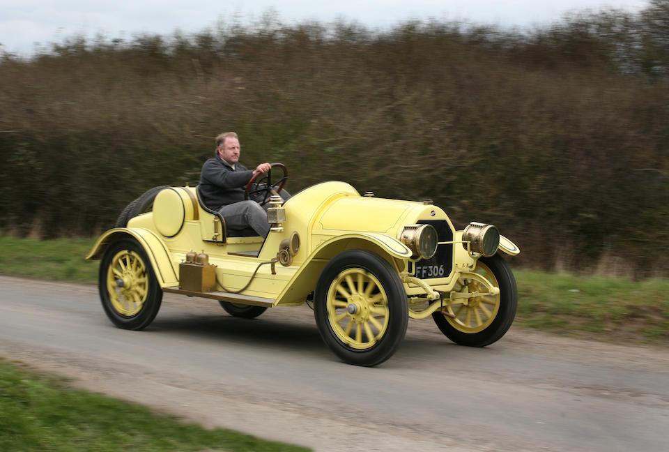 c.1914 Overland Roadster